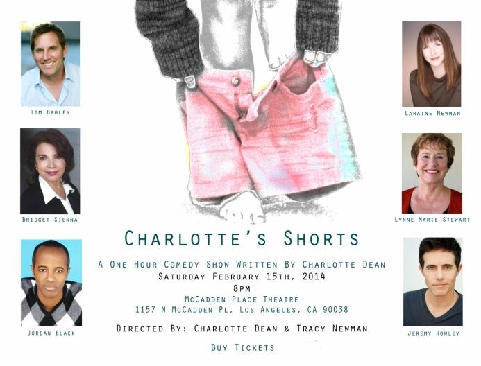 Charlotte's Shorts